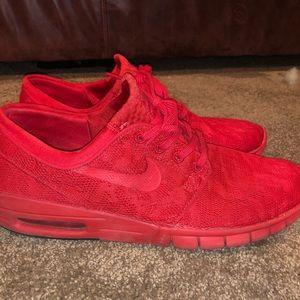 Men's Nike SB shoes.